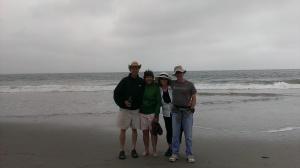 2013-06-02 10.31.02 Bob Sherry Cecile Wayne at Laguna Beach CA