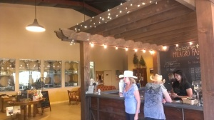 Milagro Wine Tasting Room