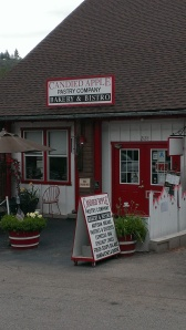 Candied Apple Pastry Company in Julian, CA.