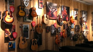 Fender Guitar Factory, Corona, CA