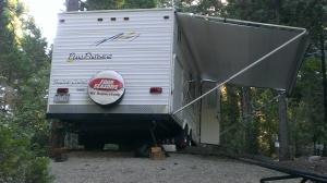 Dogwood Campground in San Bernardino National Forest, CA