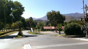 Thousand Trails RV Park in Soledad Canyon, CA