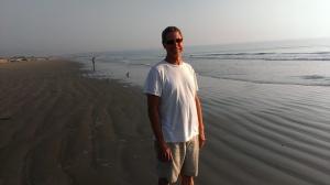 Bob at Grover State Beach, CA