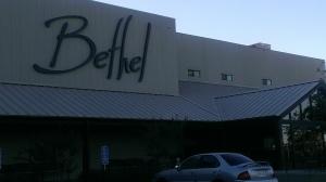 Bethel Church in Redding, CA