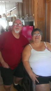Rod and Mary