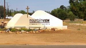 Mountain View Community Church in Ramona CA