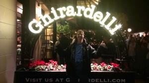 Bob and Ghirardelli Square