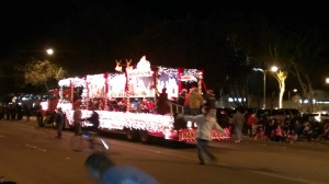 Christmas Parade in Lompoc
