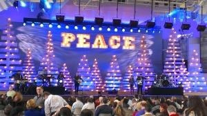 Saddleback Church in Santa Margarita CA