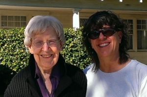 Aunt Helen and Sherry
