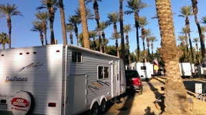 Palm Desert RV Park, CA