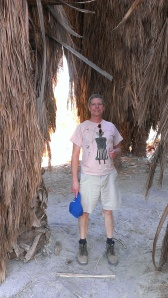 Bob in Coachella Valley Oasis
