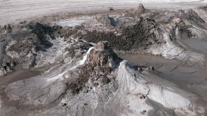 Mud Pots southern edge of Salton Sea