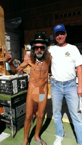 Clothing Optional for Oasis Book Store Owner
