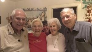 Long time friends Bob, Char, Sherry, Bev, Gene