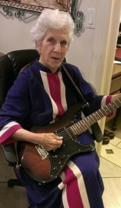 Hot Mama Rocker