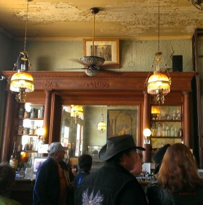 Bird Cage Saloon in Tombstone