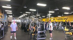 Chuze Fitness Center