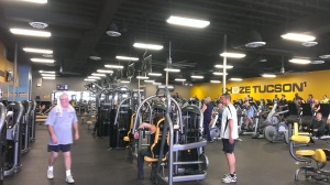 Chuze Fitness Center