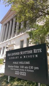 San Antonio Scottish Rite Library and Museum