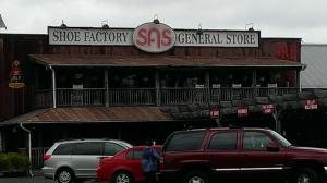SAS Shoe Factory, TX
