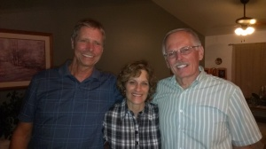 Bob, Alice, and Wes