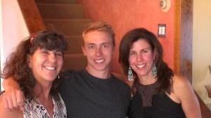 Sherry, Joe, Kristin