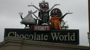 Hershey's Chocolate World in Hershey, PA