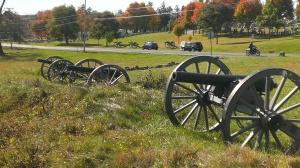 Gettysburgh Battle Field