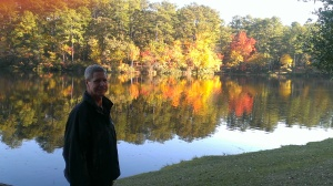 Bob at Sesquicentennial State Park, SC