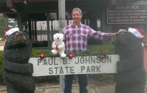 Louie, Bob, and the Bears in Mississippi