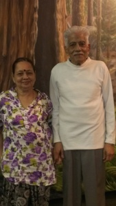Lifelong dream for this couple from India