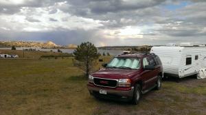 Curt Gowdy State Park near Cheyenne, WY