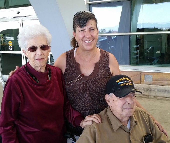2016-04-04 07.56.57 Bev Sherry Gene at Tucson Airport