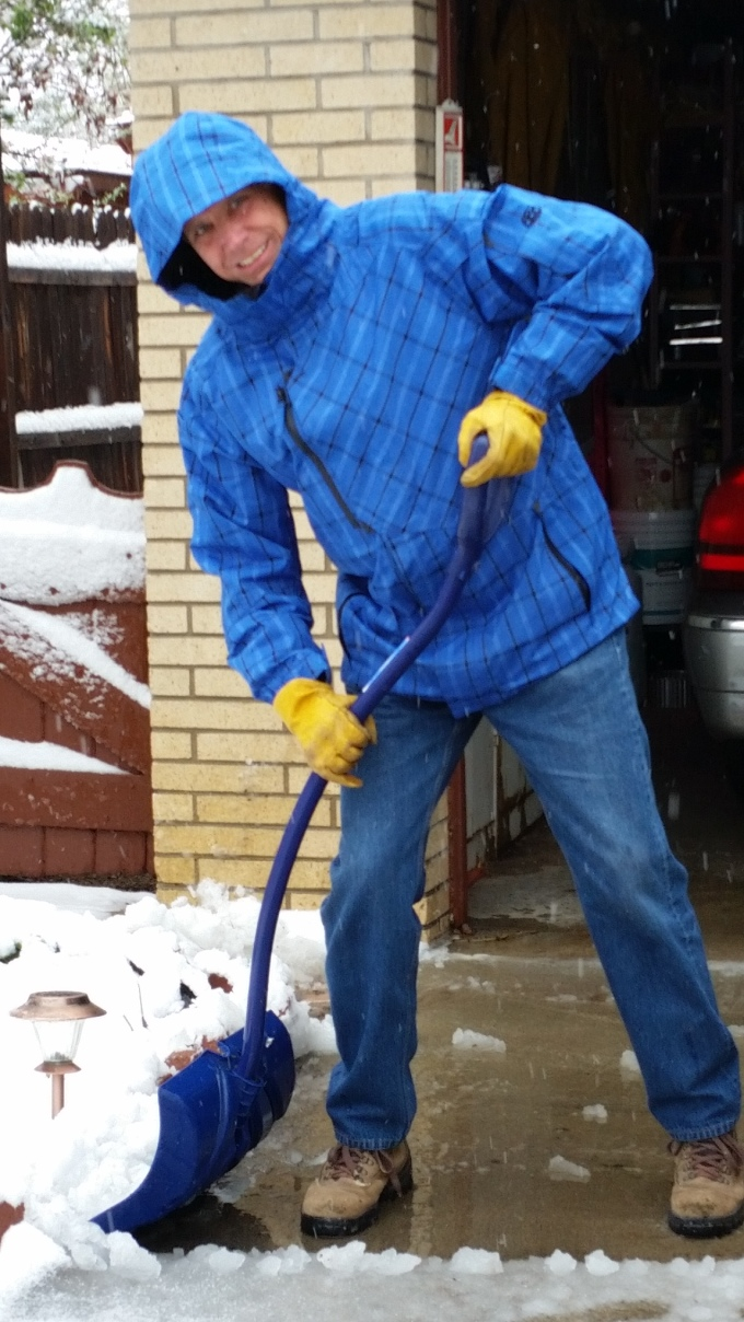 2016-04-16 11.50.26 Bob shoveling snow in Broomfield CO