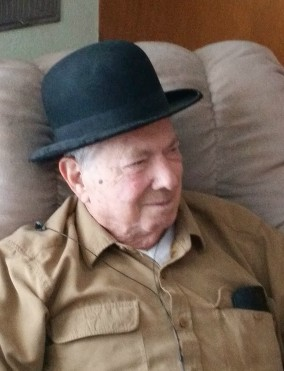 2016-04-19 13.52.38 Gene wearing father Petes hat