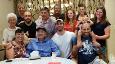 2017-08-26 Group at Gene 92nd birthday