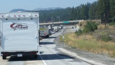 2017-09-04 entering California on Donner Pass