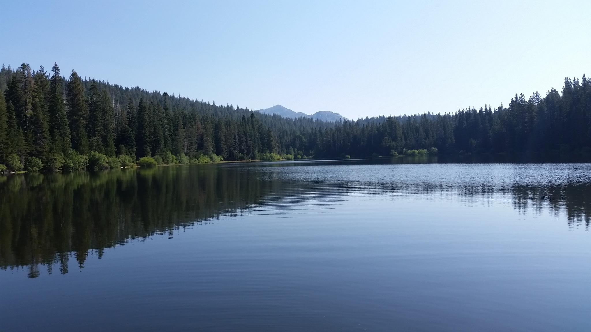 2017-09-05 TT Lake at Snowflower Emigrant Gap CA