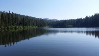 2017-09-05 TT Lake at Snowflower Emigrant Gap CA