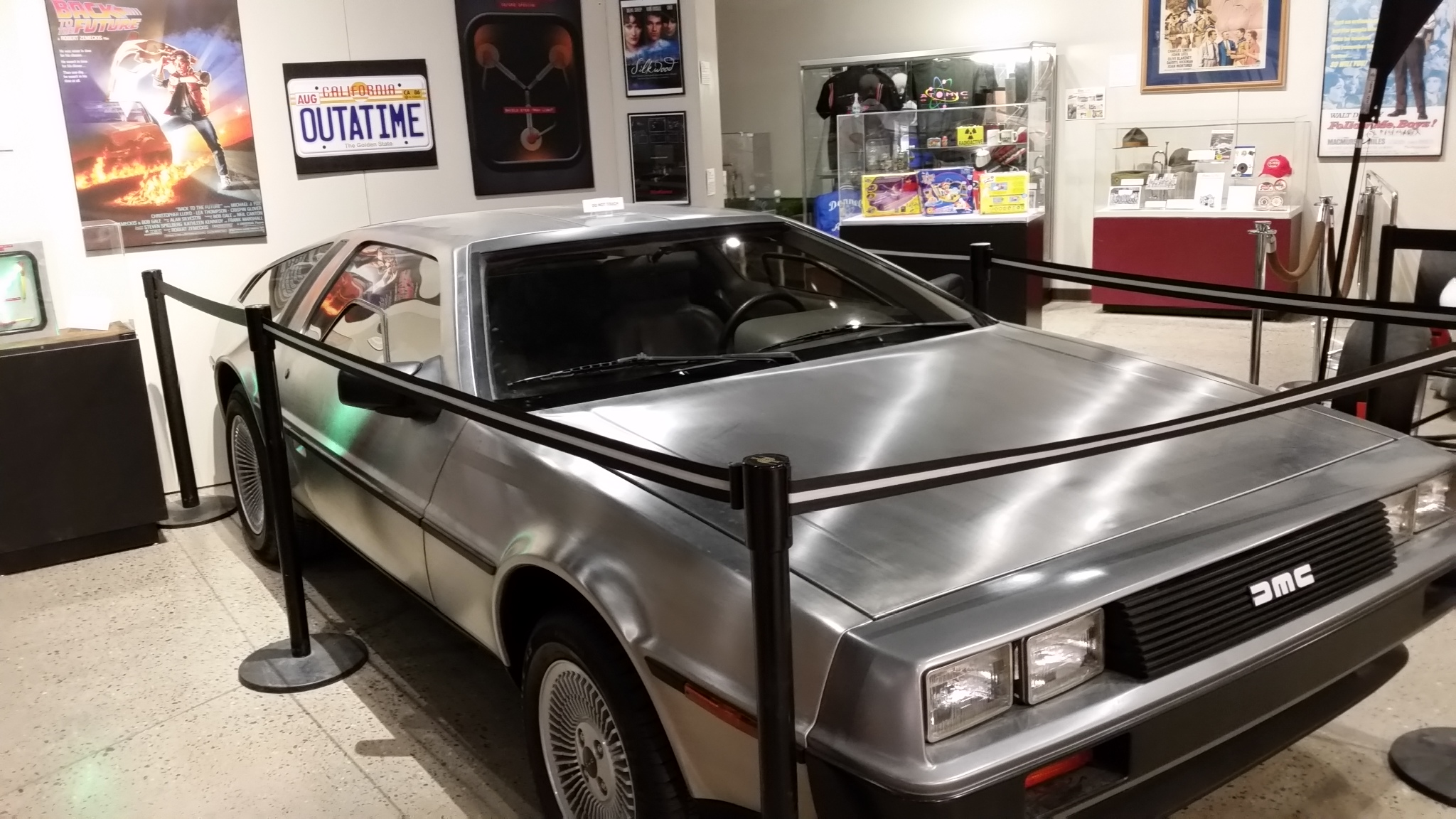 2017-11-28 DeLorean Albuquerque NM