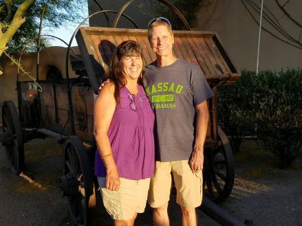 2018-05-08 Sherry Bob at San Tan Flats in Queen Creek AZ