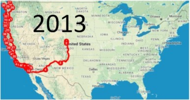 2013 On Our Adventure!