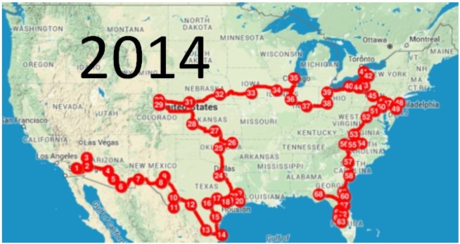 2014 Adventure Map2