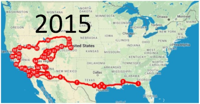 2015 Adventure Map2
